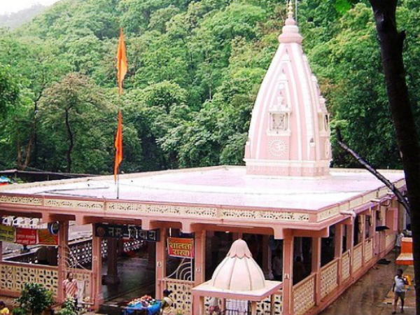 Tungareshwar Temple And Waterfall