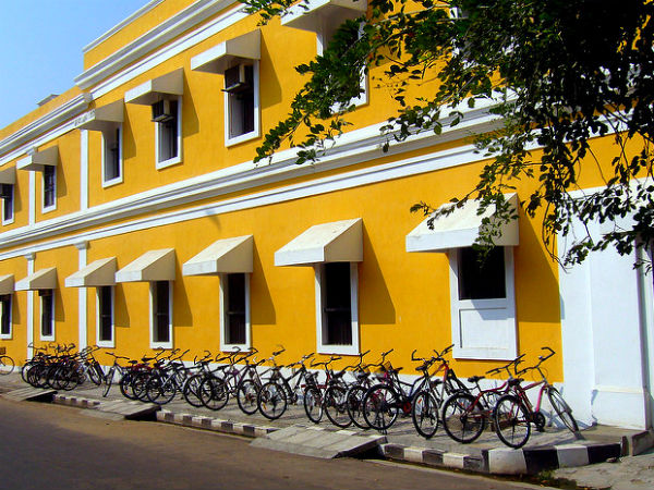 2. Pondicherry – The French Town In Tamil Nadu