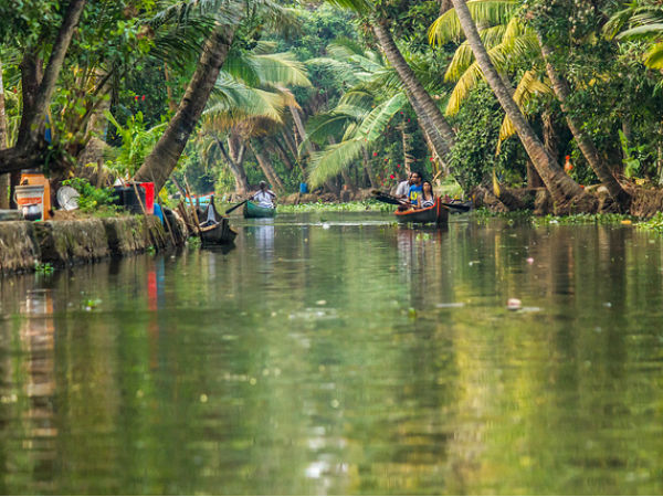 3. Alleppey – The Venice Of The East In Kerala