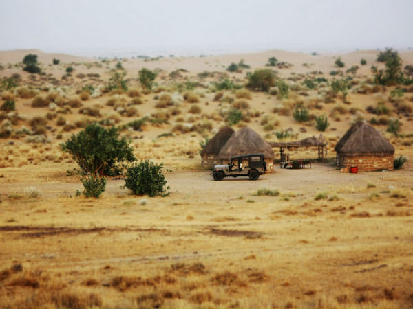 6. Thar Desert – The Sahara Desert Of India