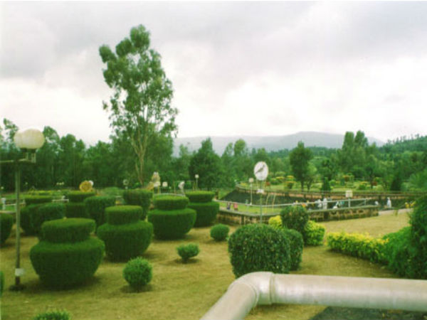3. The Nehru Garden