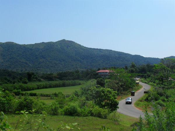 A Drive From Bengaluru To Bhagamandala