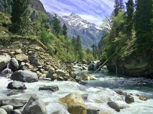 Barshaini To Kheerganga - Trekking In The Mystical Parvati Valley