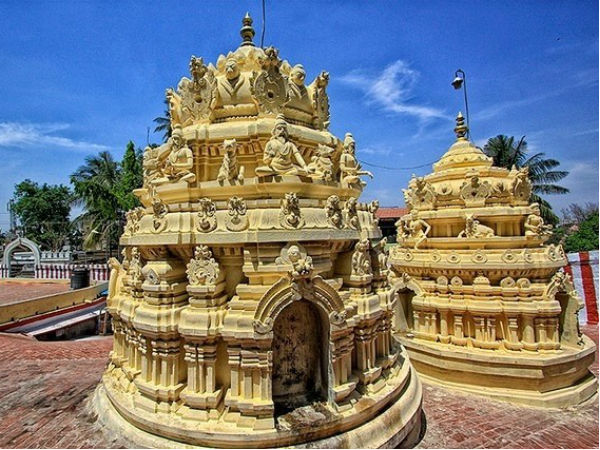 The Ancient Cave Temple Of Gavi Gangadhareshwara In Bangalore