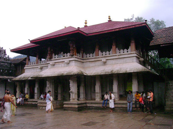 A Refreshing Visit To Kollur Mookambika Temple