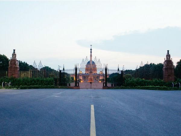 Rashtrapati Bhavan – The Residence Of The President Of India