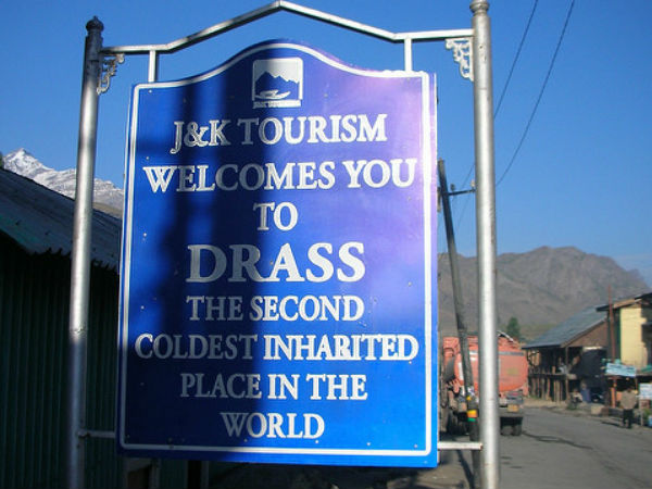 Dras-The Coldest Place In India!