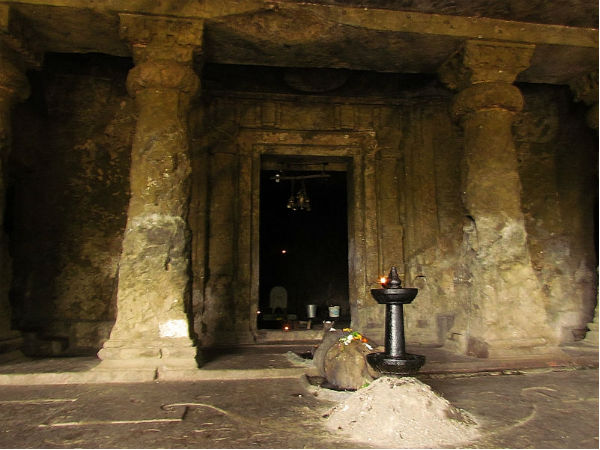 A Historical Past : Mandapeshwar Caves