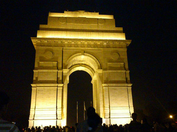 1. India Gate, New Delhi