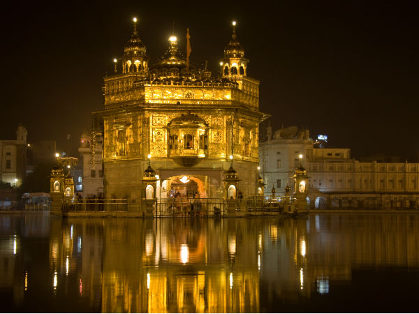 2. Golden Temple, Amritsar