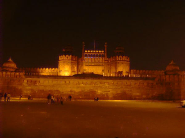 8. Red Fort, Delhi