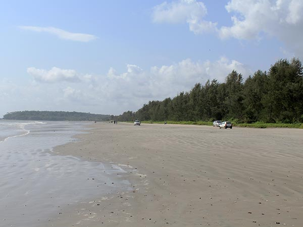 Muzhappilangad Beach: