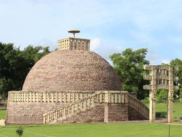 Read In Detail About Sanchi Stupa Here