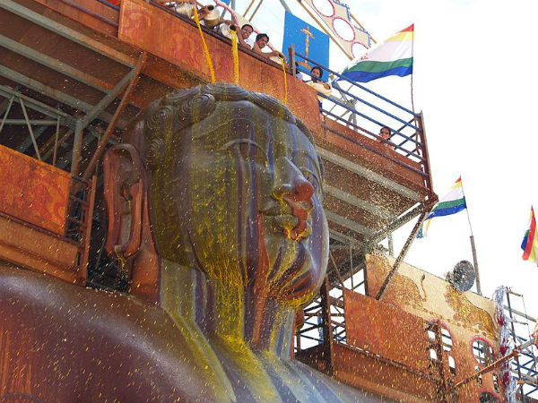 Details Of Mahamastakabhisheka At Shravanabelagola