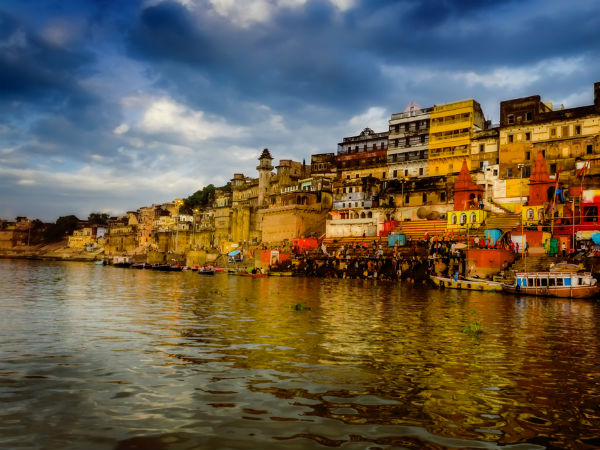 Ways To Reach Varanasi From Agra