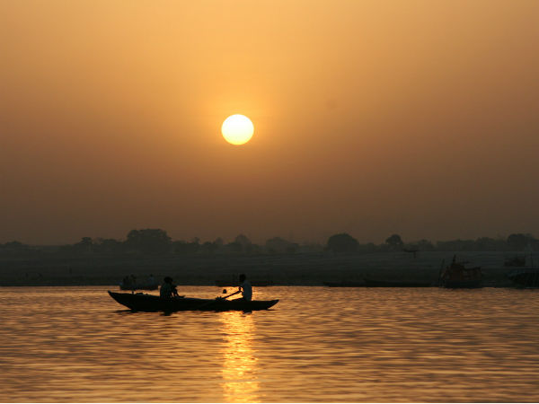 The Ganges/river Ganga