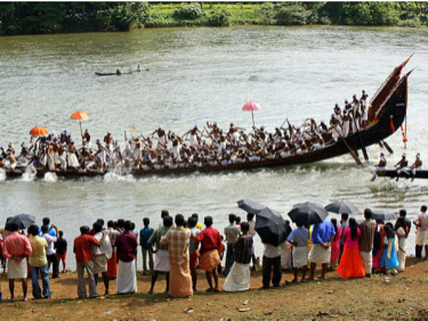 3. Witness The Snake Boat Race