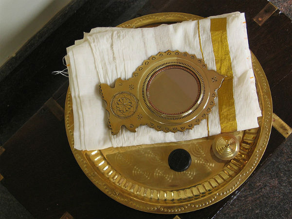 4. Purchase The Aranmula Kannadi