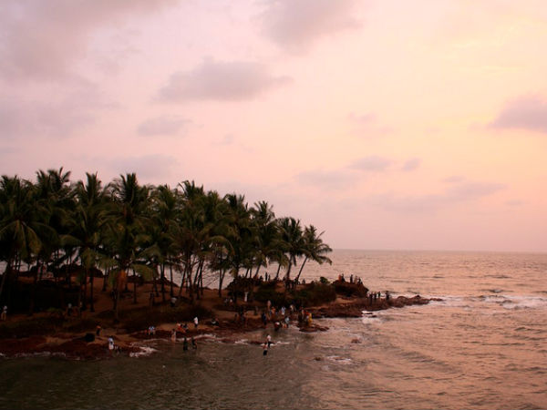 The Ancient Port City Of Beypore