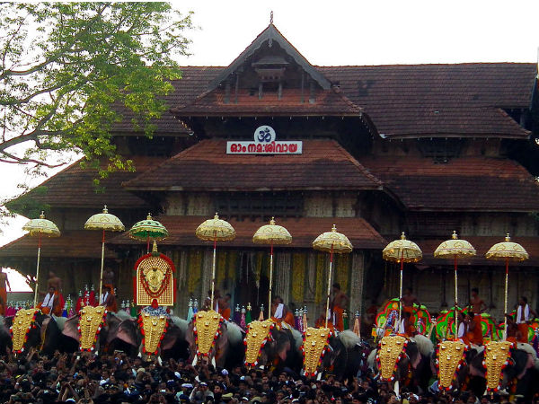Thrissur Pooram: The Mother Of All Temple Festivals In God's Own Country