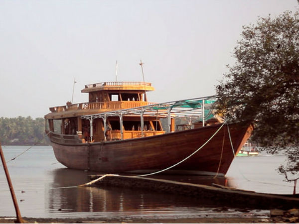 port city of beypore