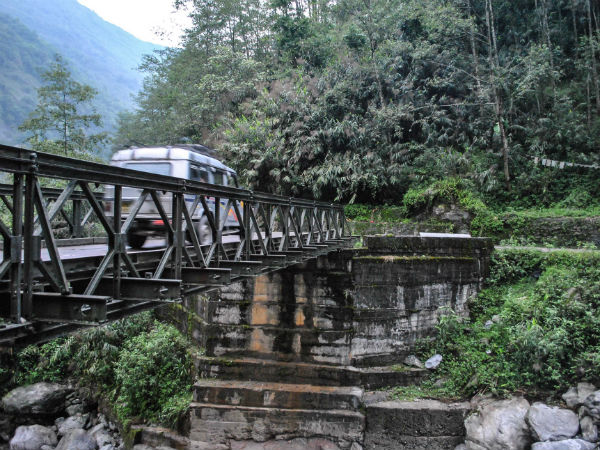 Destination 2 – Sikkim. Day 1: Lachen