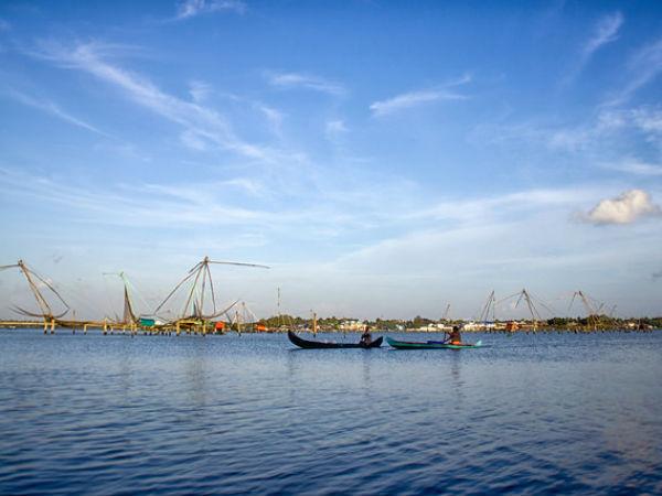 The Man-made Willingdon Island Of Kochi