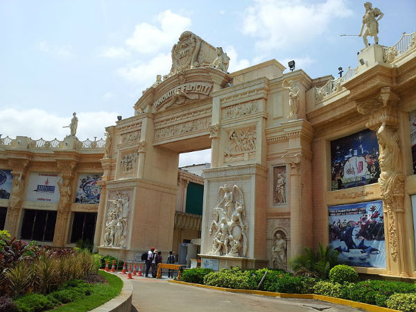 A Weekend Getaway To Innovative Film City Nativeplanet