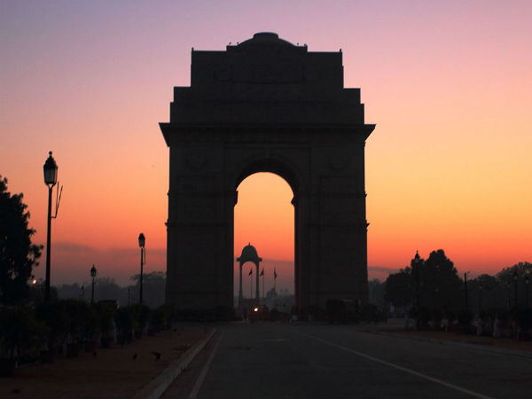 Tomb Of The Unknown Soldier: India Gate