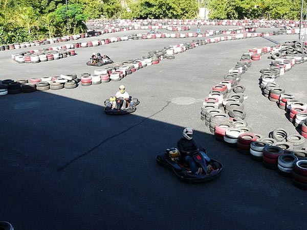 Go-Karting and Bowling