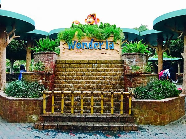 Wonderla and Innovative Film City