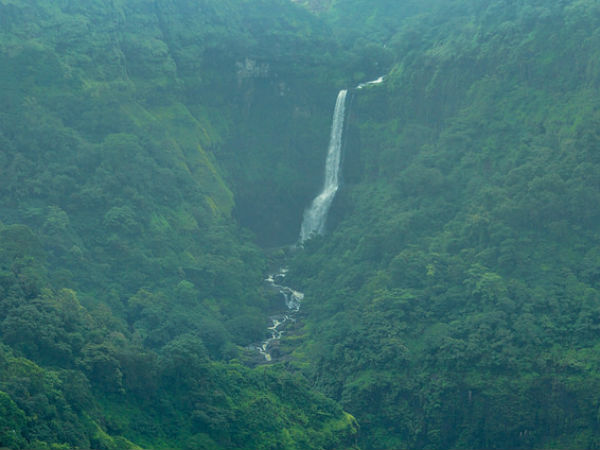 Kune Waterfalls, Lonavala