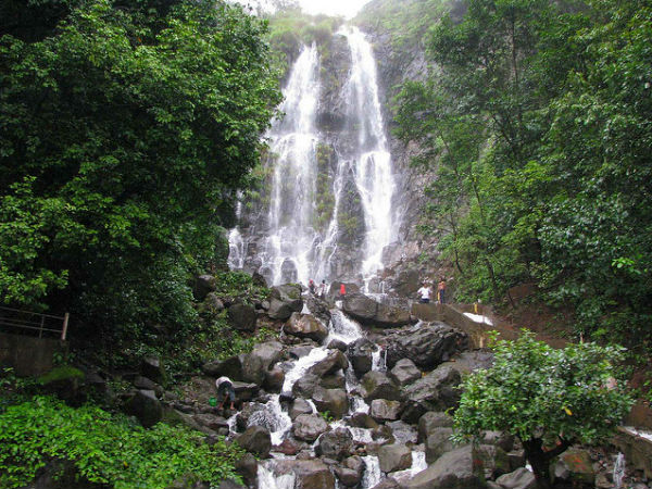Chinchoti Waterfall, Vasai