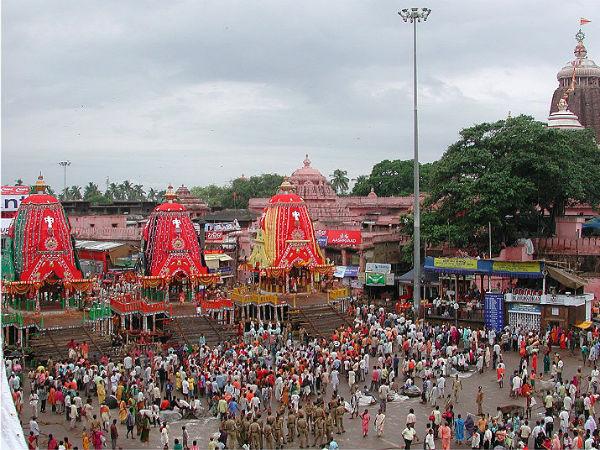 Experience Divinity At Puri Rath Yatra