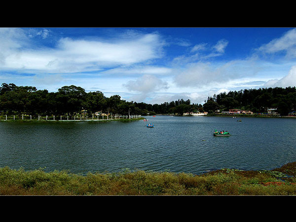 Yercaud Lake