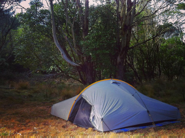 Trekking And Camping At Mandargiri