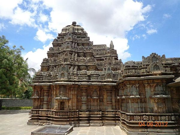 Temples Of Haveri