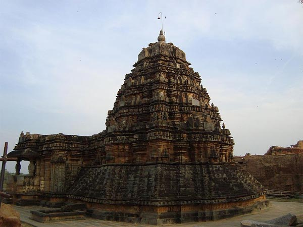 Temple Town Of Haveri