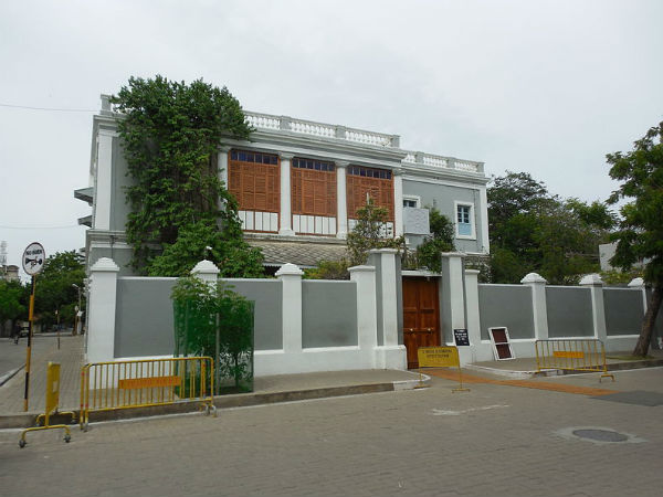 More About The Ashram