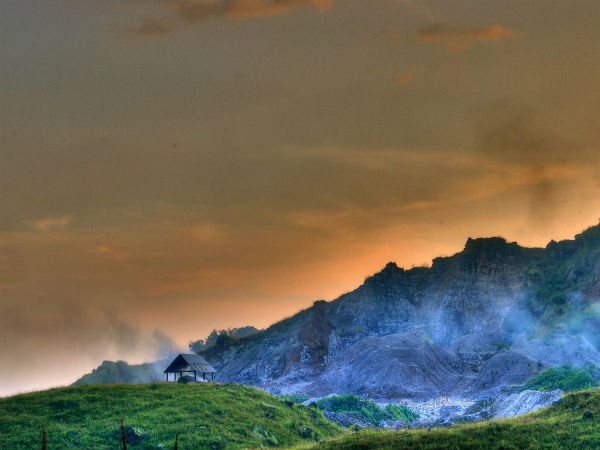 7 Wettest Places In India