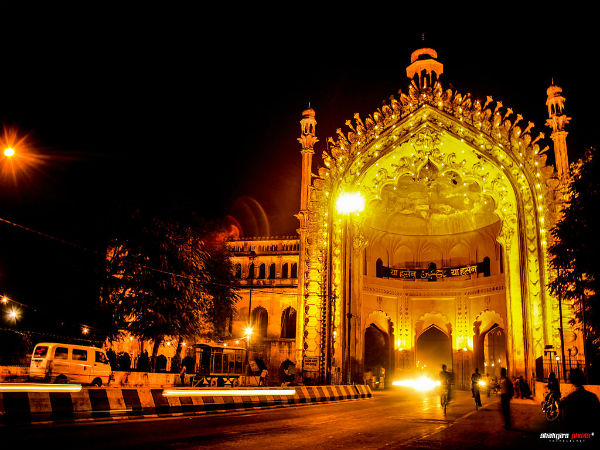 architectural heritage of lucknow
