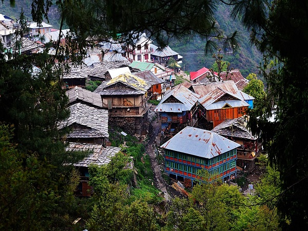 Malana Is Out Of Bounds For Tourists