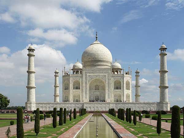 unesco world heritage site mughal architecture taj mahal