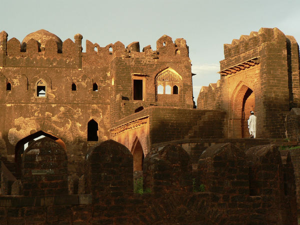 Did You Know That Scenes From The Dirty Picture Was Shot At Bidar Fort?