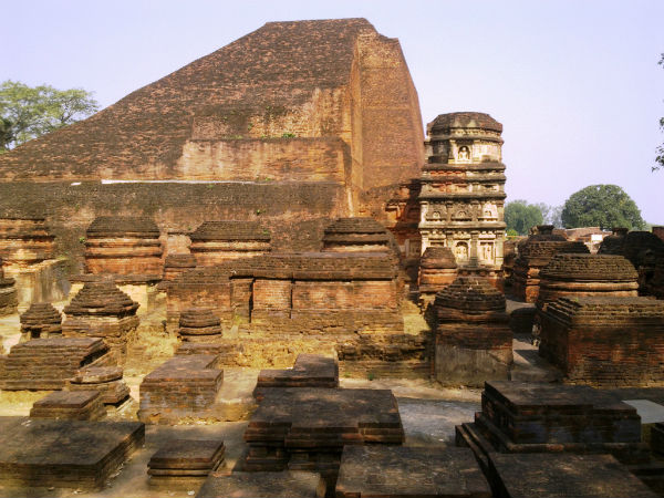 The Story Of The Regal Town Of Nalanda In Bihar
