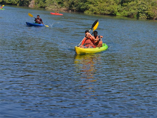 Kayaking and Other Adventure Activities
