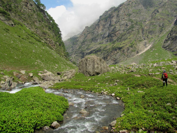 7. Hampta Pass