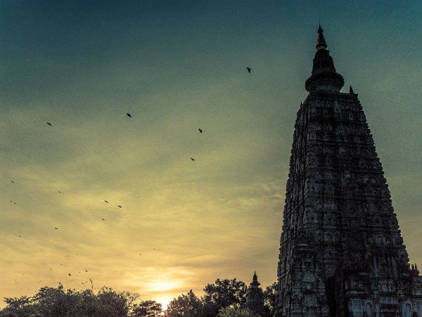 Finding Peace At The Mahabodhi Temple Of Bodh Gaya