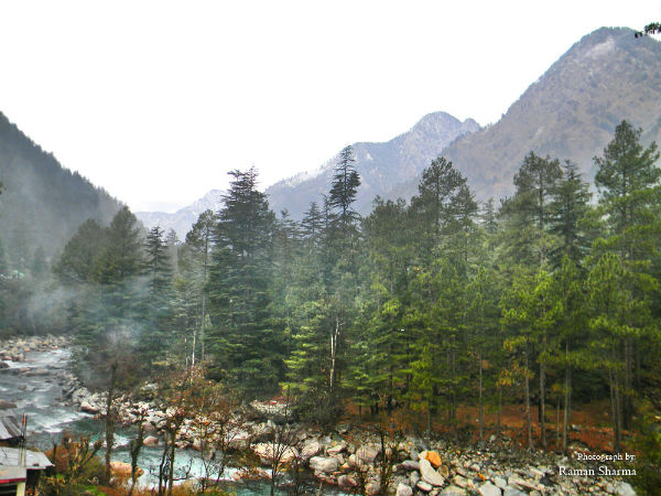 To begin with, why is it called Parvati Valley?