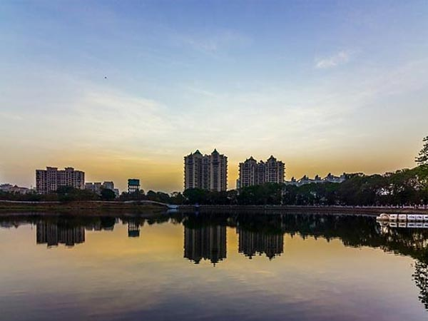 Upvan Lake At Thane